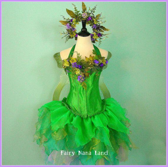 Fairy nana land dress | Whimsical Fairy Elves | Pinterest ...