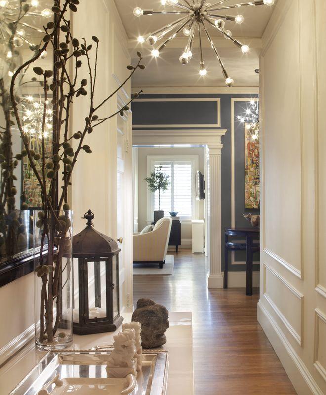 Attraktive Dekoration Foyer Dekor Hallway