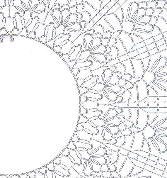 Women's Crochet Top Pattern PDF Japanese Pattern with