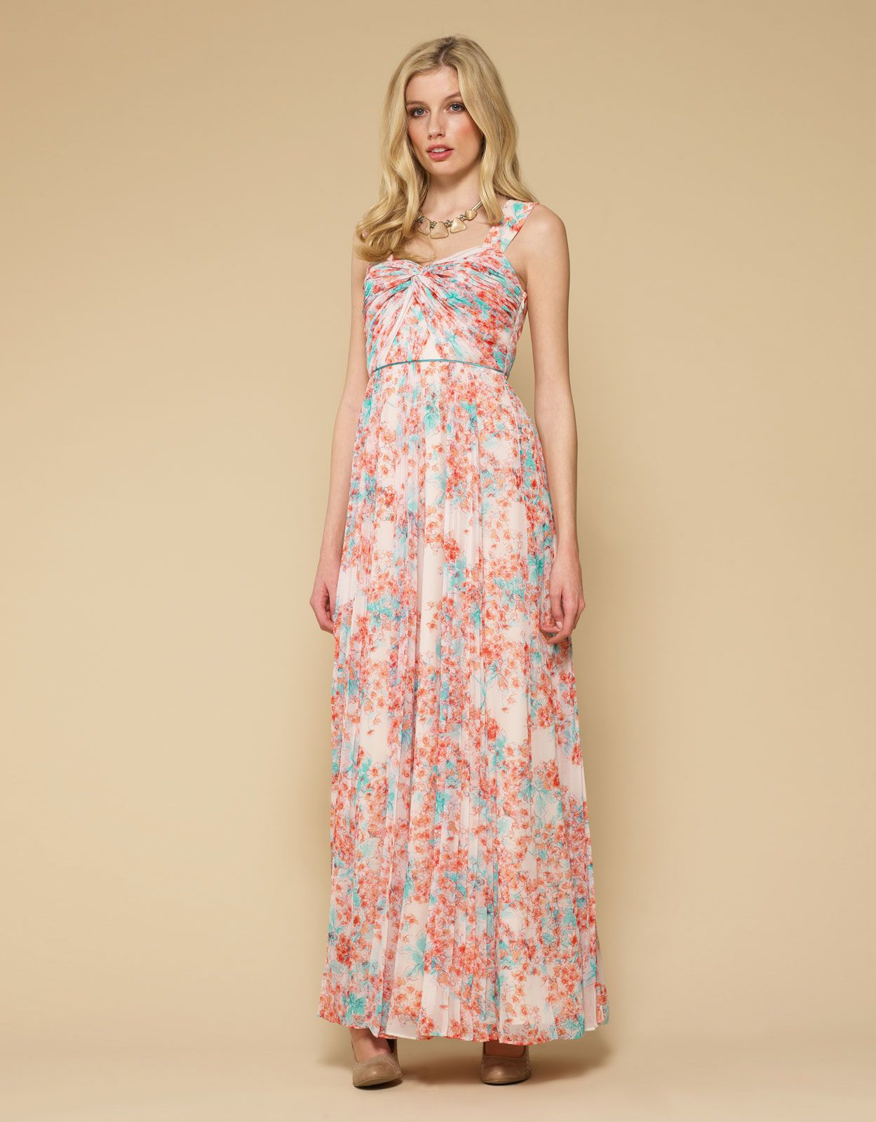 Maxi dresses in monsoon
