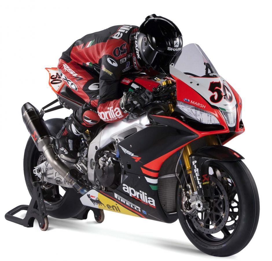 Aprilia motorcycles