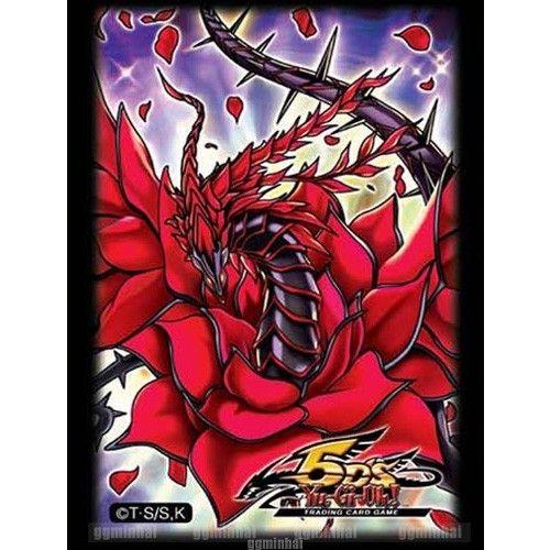 (50) YUGIOH SACRED PLEIADE Card Sleeves Trading Card Games