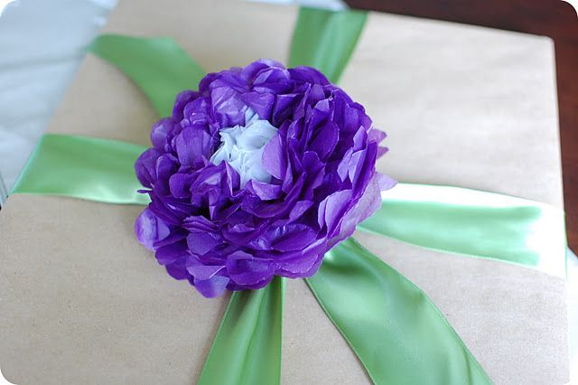 Tissue paper flower by prudent baby httpprudentbaby201101 tissue paper flower by prudent baby httpprudentbaby201101by craft tissue paper flower tutorial 2 mightylinksfo