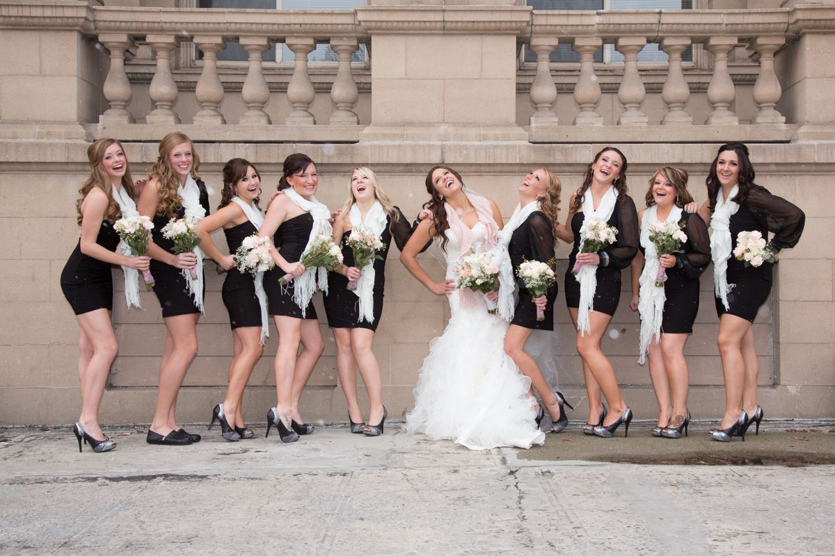 Kenzie's wedding