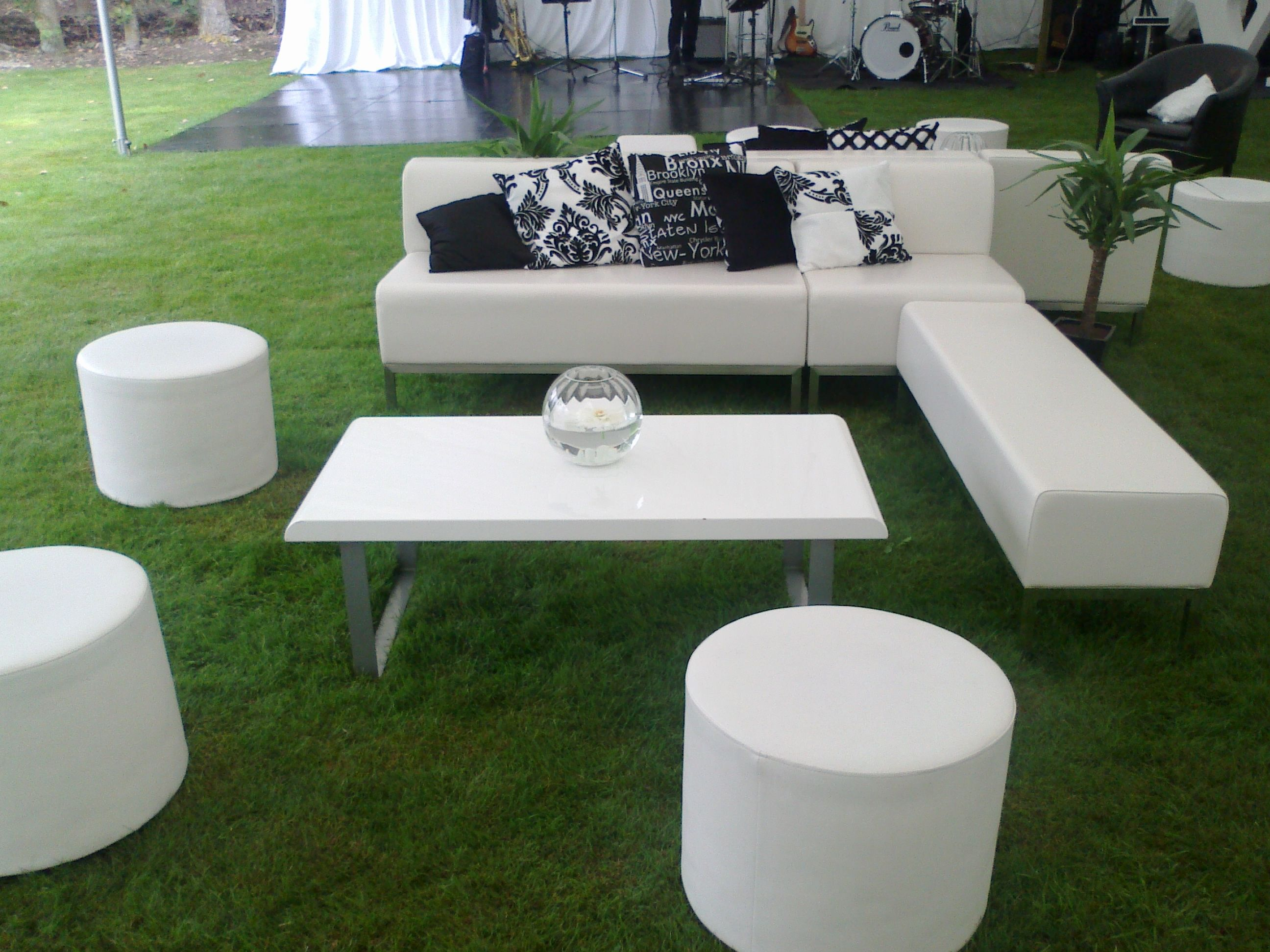 Lounge Seating inside the Marquee | Lounge seating ...