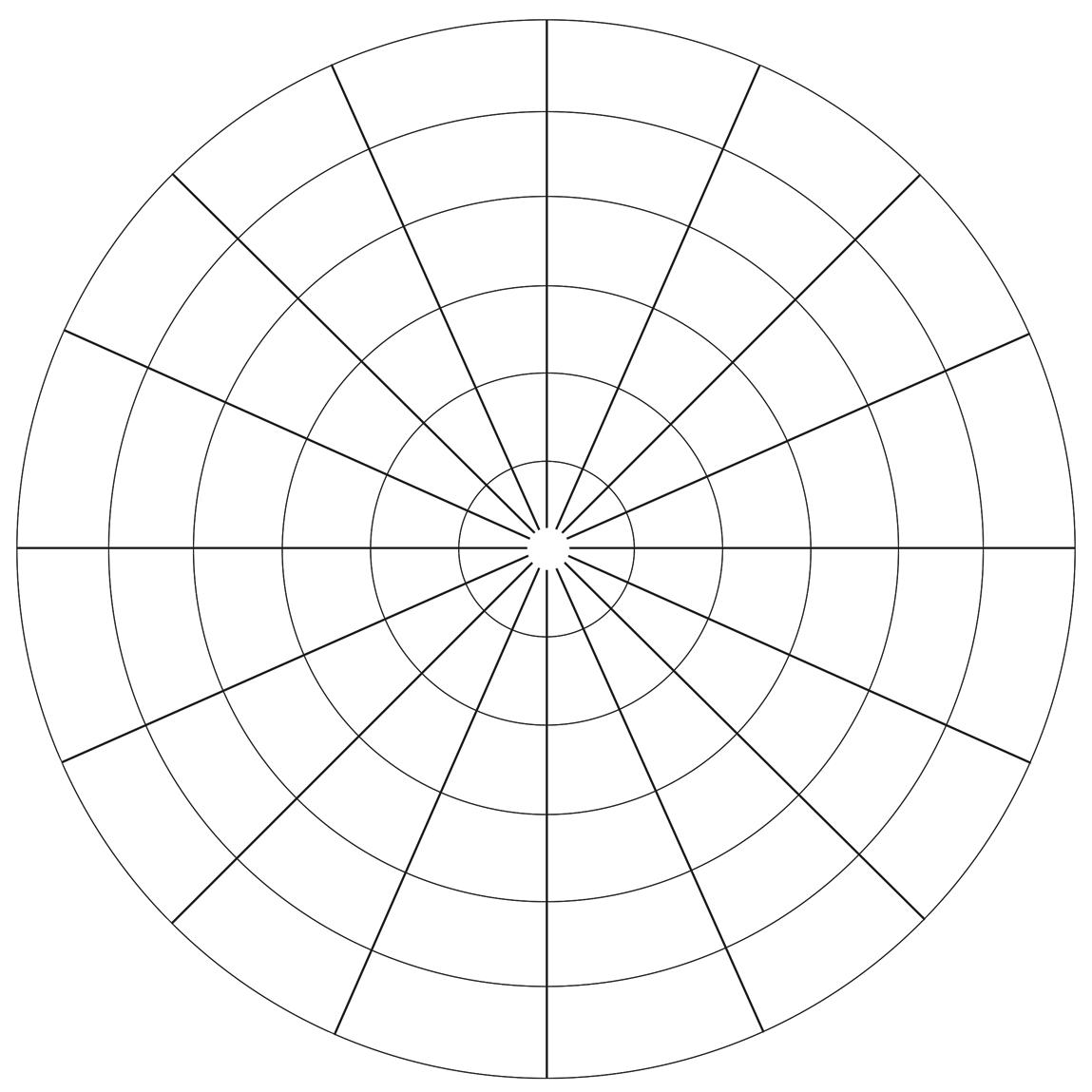 Grid Journey – Lesson 4 | geometrisches Mandala, Alles gute und ...
