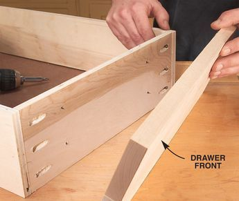 Tips For Building Cabinets With Pocket Hole Joinery New Tools And Improved  Techniques Make Pocket Screw Assembly Faster Than Ever.