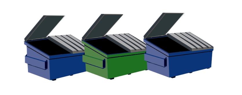 Dumpster Dimensions Waste Solutions Dumpster Rental Outdoor Furniture Sets