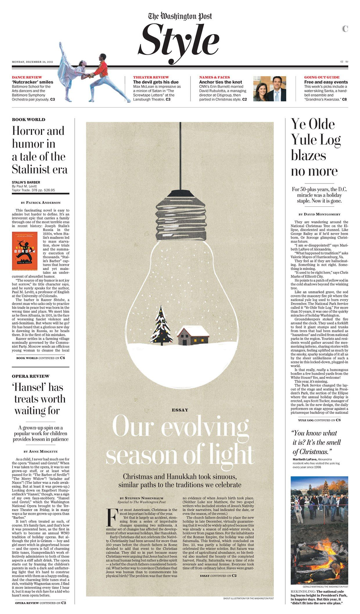 The Washington Post | Chris Barber