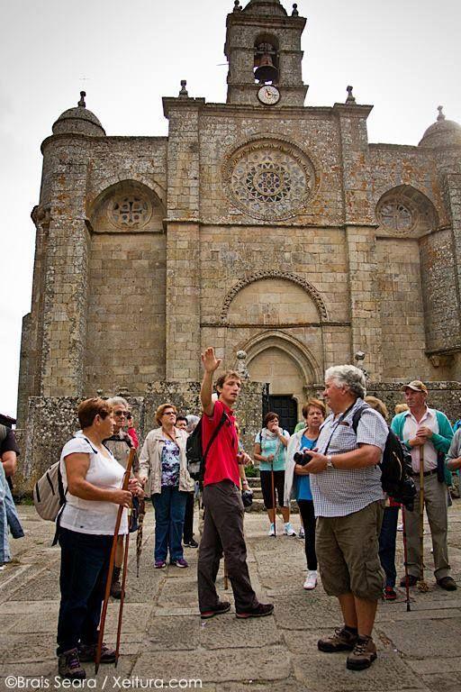 Roteiros Arqueolóxicos Por Santa Mariña De Augas Santas Allariz Ourense Santa Marina Marina Eventos