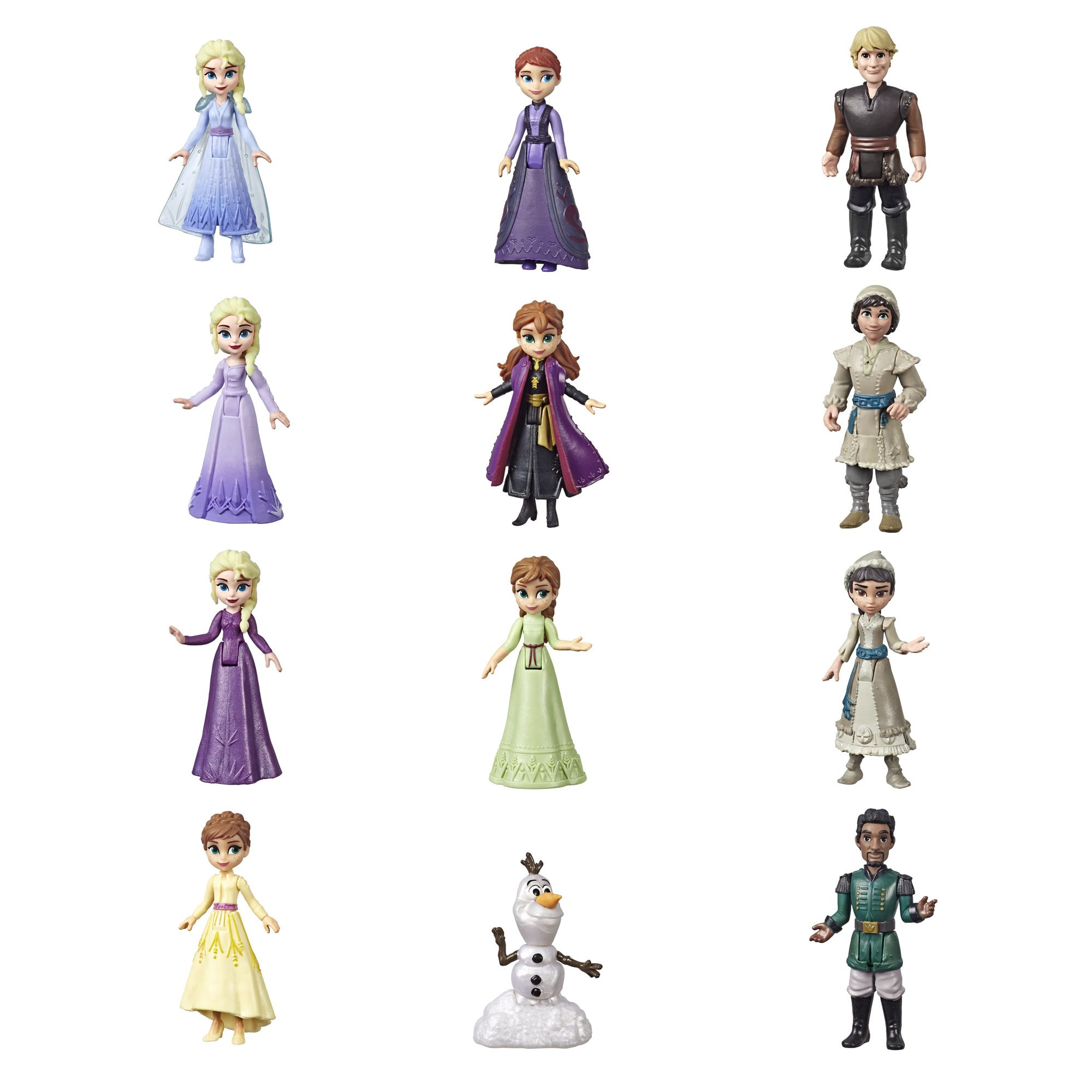 Disney Frozen 2 Pop Adventures Blind Box Surprise Frozen Character Walmart Com Frozen Characters Frozen Fashion Disney Frozen