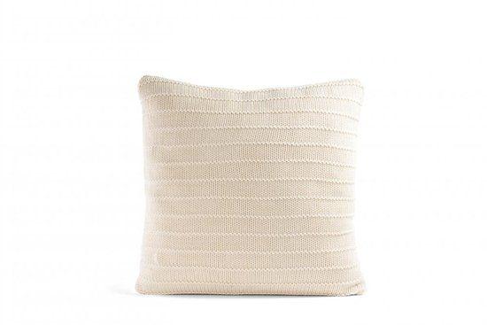 Bristol decoration knus kussen katoen wit pillows