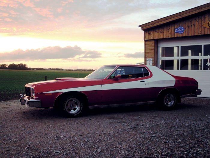 1976 Ford Gran Torino (Starsky's Gran Torino) – Starsky and
