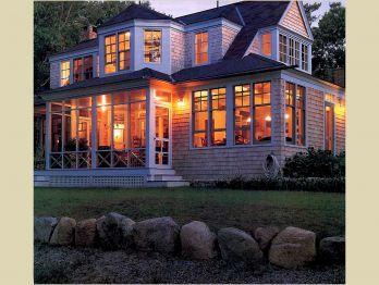 Vineyard Haven Vacation Rentals   BLUML 4 bedroom vacation rental