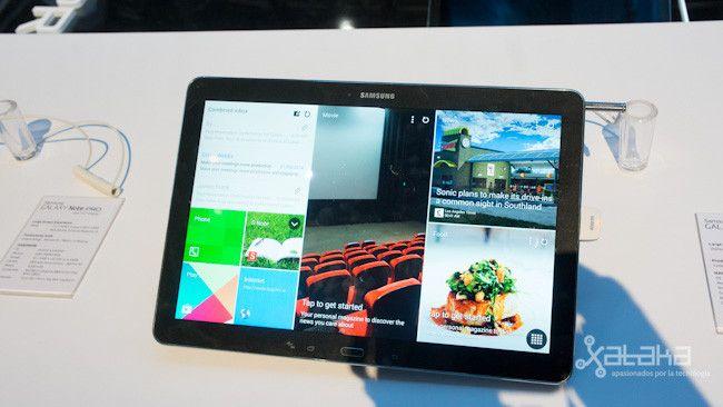 Samsung ya piensa en tablets de hasta 20 pulgadas para entornos corporativos  http://www.xatakandroid.com/p/106097