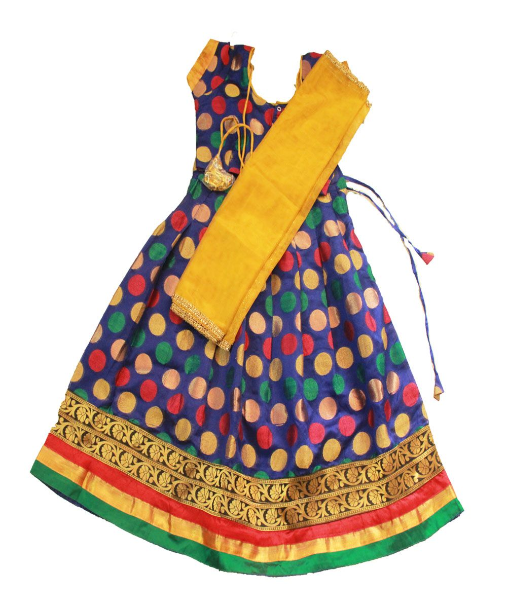 9a0e5ca2b Girls half saree .. for the age from 3 years to 10 years ..  www.princenprincess.in