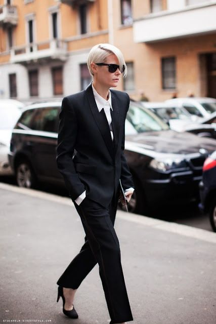 MY FASHION TRICKS: Rock style from Kate Lanphear-Fashion Editor Elle US