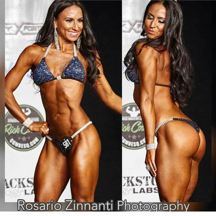 Julie Hansen Muscle Fitness Muscle Women Body Building Women