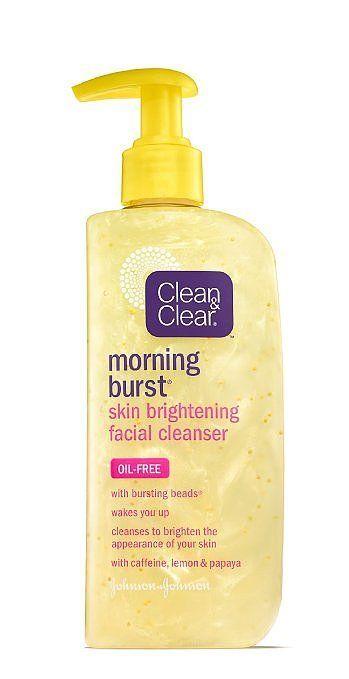 Clean And Clear Steam Facial