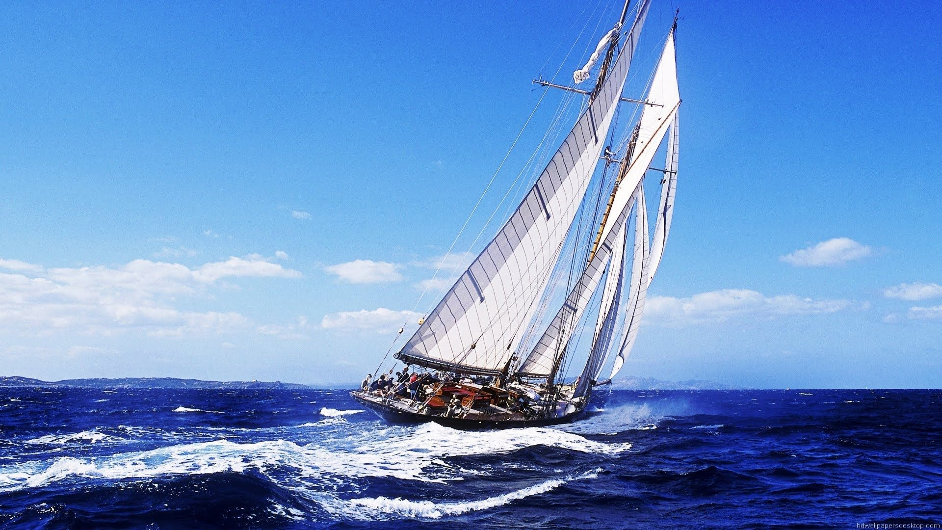 Chris Rea Sail Away 50 Sailing Boat Yacht World