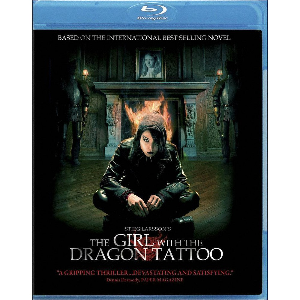 The Girl With The Dragon Tattoo Blu Ray The Girl With The Dragon Tattoo Dragon Tattoo Good Movies