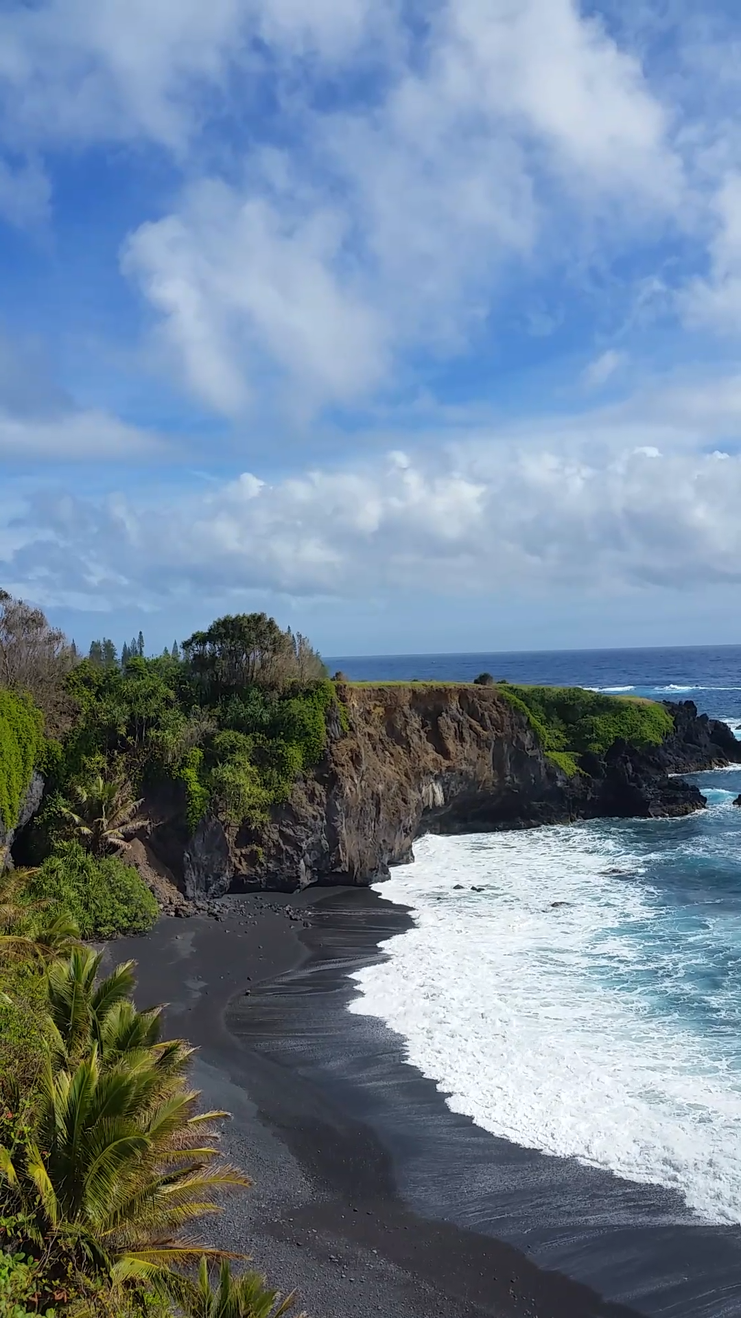 , Best black sand beaches in Hawaii – Maui, MySummer Combin Blog, MySummer Combin Blog