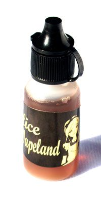 Alice in Vapeland's Black and White Cookie  BEST ejuice ever