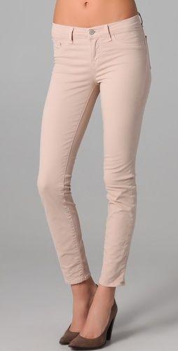 J Brand 811 Mid Rise Skinny Jeans - StyleSays