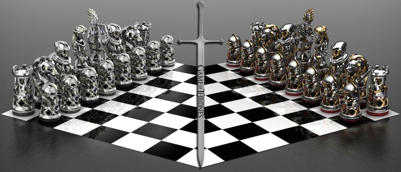 Got Chess Set By Geospookyiantart On @deviantart