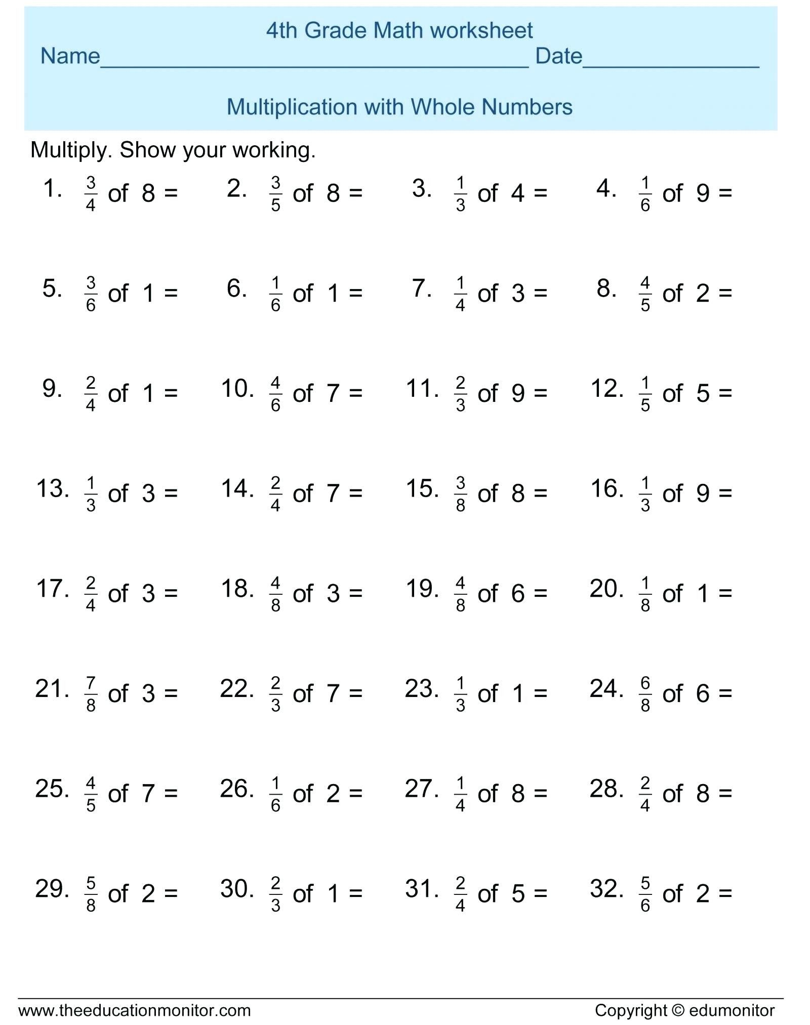 4 Free Math Worksheets First Grade 1 Geometry