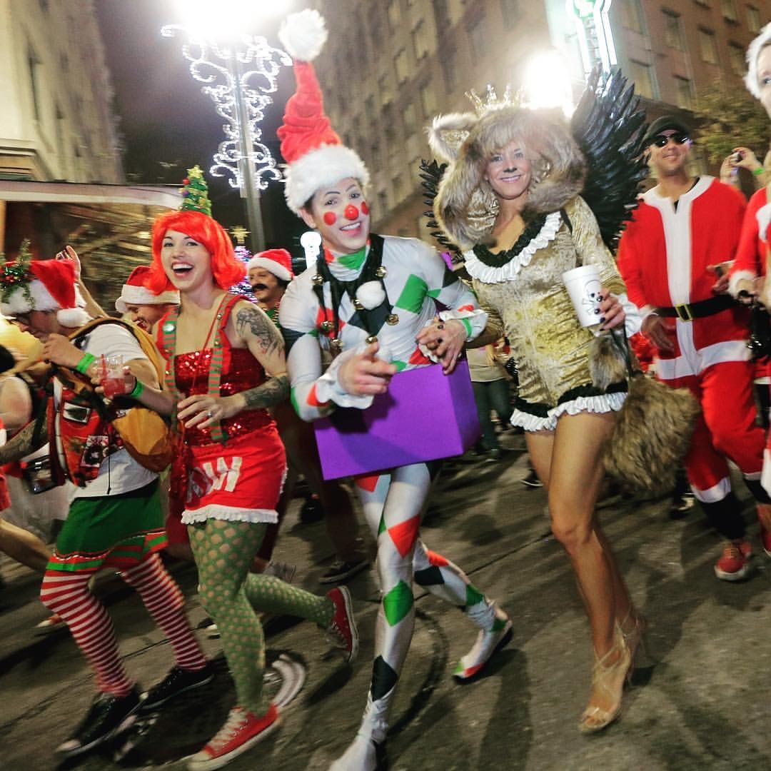 Christmas parade New Orleans style | Living in New Orleans LOUISIANA ...