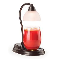 Candle Warmers Etc. Aurora Candle Warmer Lamp