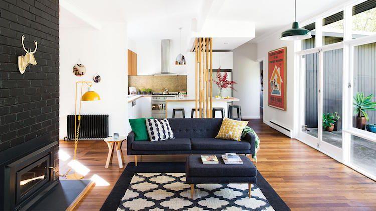 Chic Style En Una Casa De Campo Sostenible Hogar Casas Sostenibles Estilo En El Hogar