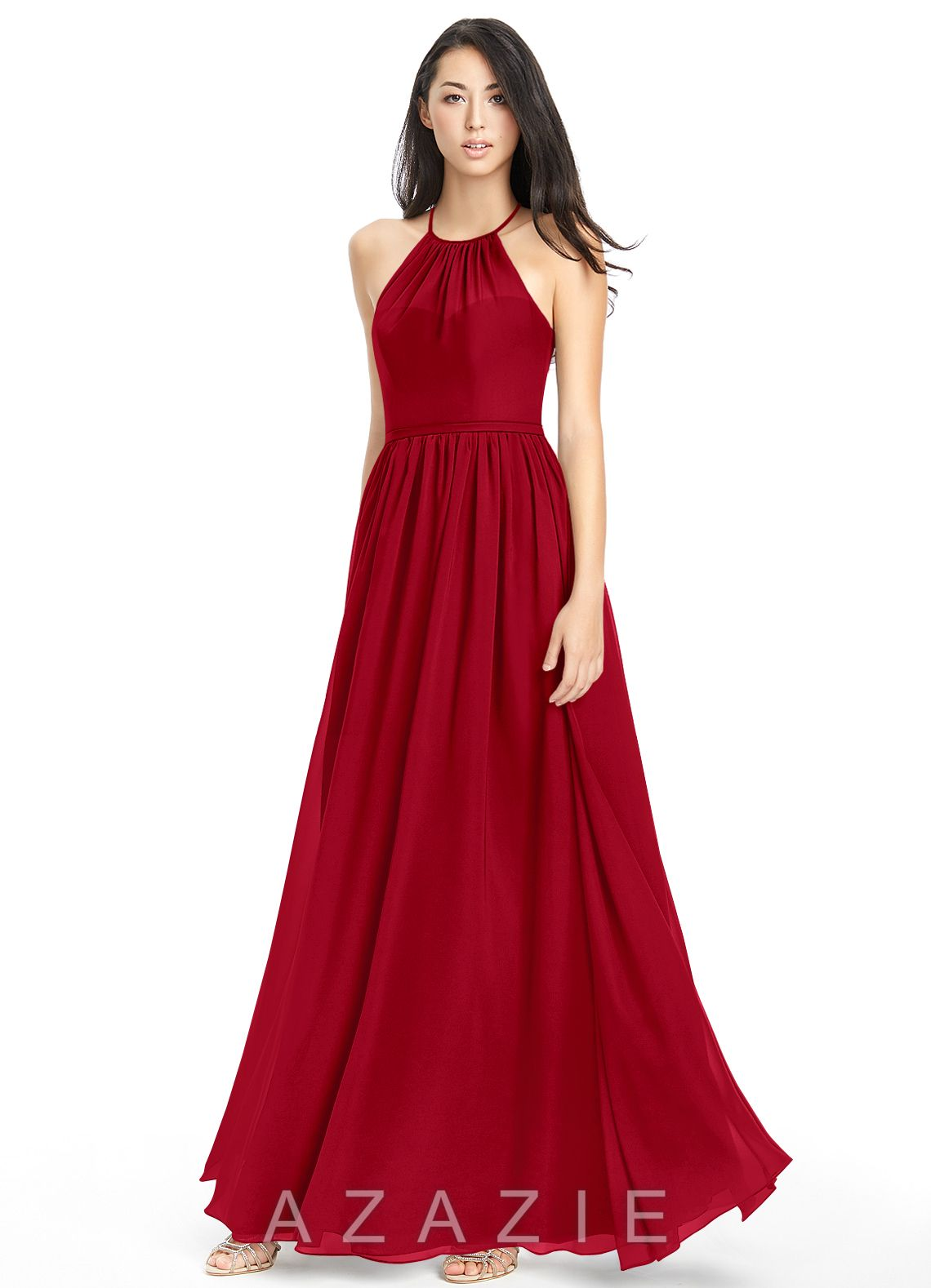 Kailyn bridesmaid dress favorite color bridal parties and wedding shop azazie bridesmaid dress kailyn in chiffon find the perfect made to ombrellifo Images