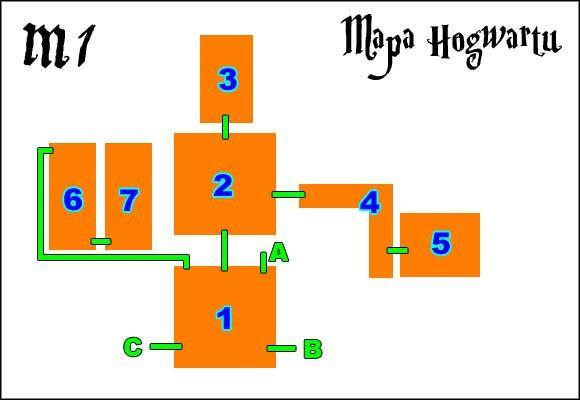 Hogwarts Map Lego Harry Potter Years 1 4 Game Guide And Walkthrough Lego Harry Potter Game Guide Harry Potter