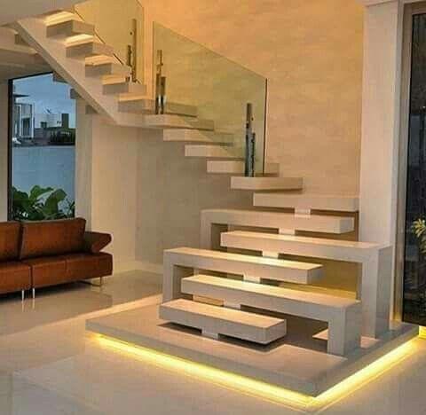 Escaleras bonitas bonito ba o pinterest escaleras for Escaleras bonitas
