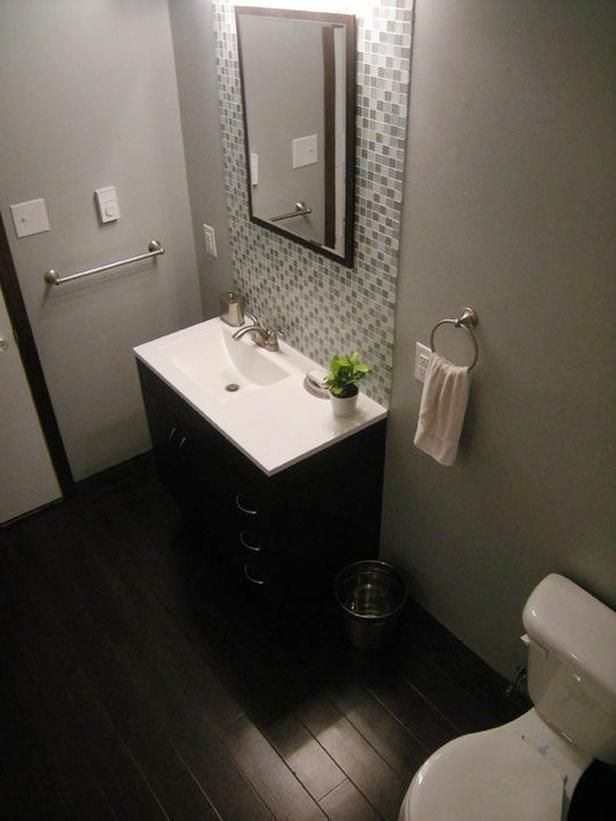 Budget Bathroom Remodels Bathroom Remodeling Hgtv Remodels Bath Backsplash Ideas