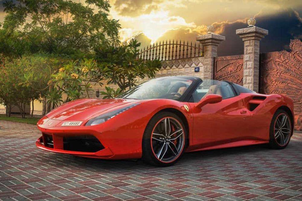 Wide Range Of Ferrari Cars For