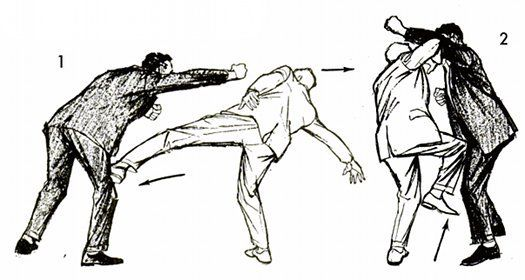 Unarmed Self-Defense from the Mad Men Era Judo