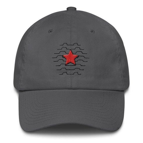 097e906b79888 Winter Soldier Dad Hat