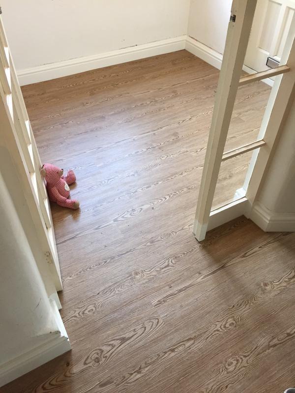 Paul Bollington Camaro Loc Hickory Oak Flooring Installation