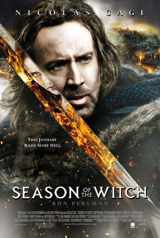 Hack And Slash The Witch Movie The Witch Poster Season Of The Witch