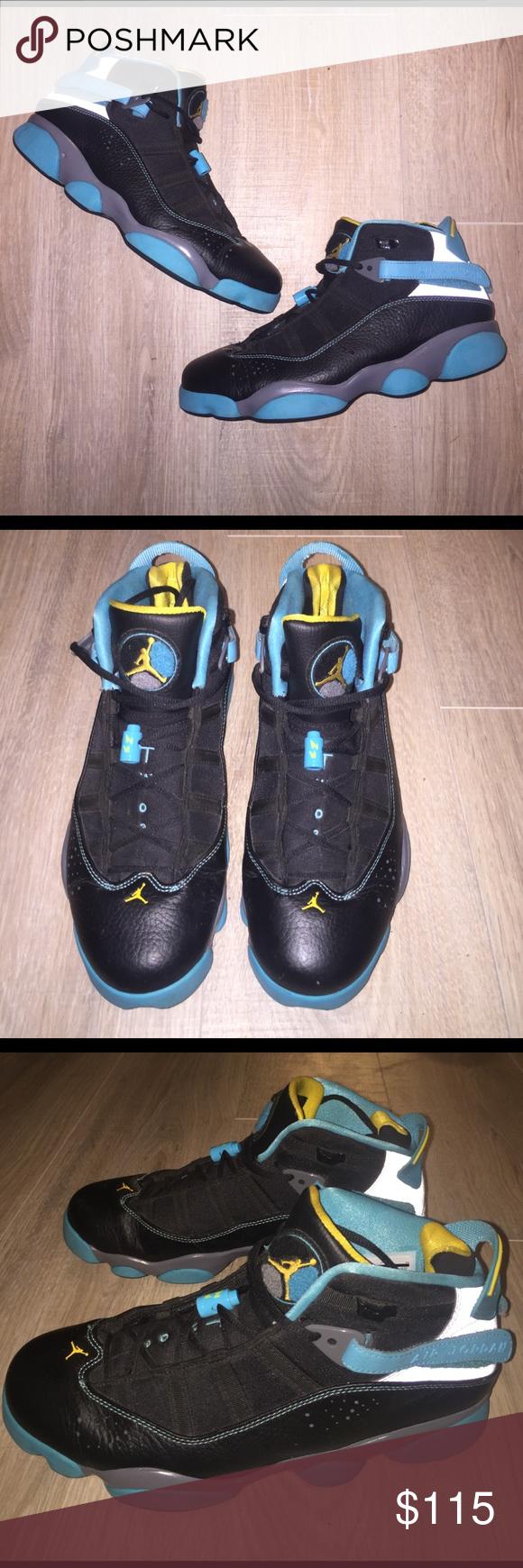 Air Jordan 6 Rings Air Jordan 6 Rings