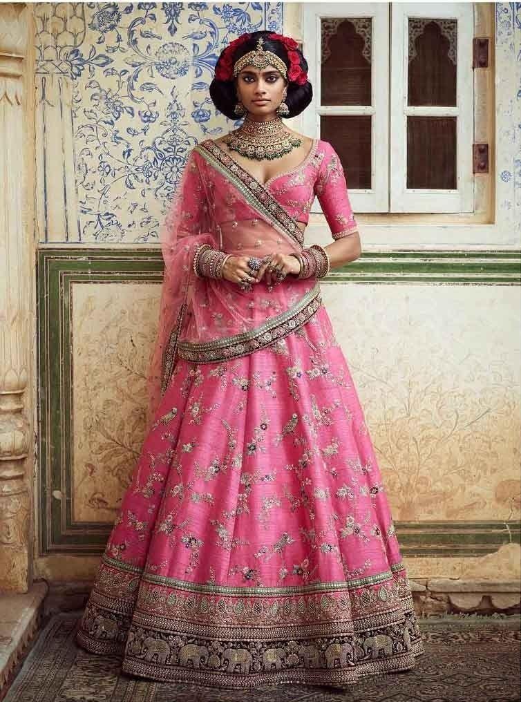 5825664323 Wedding Bridal Lehenga Designs in 2019 | gopi skirts | Designer ...