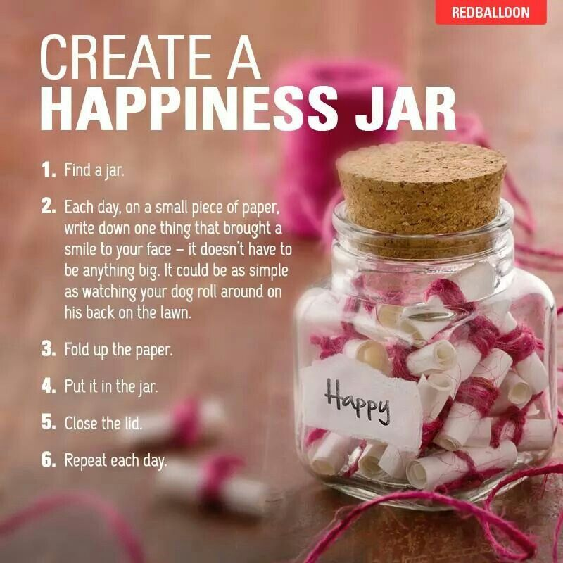 Happiness Jar Happy Jar Friend Birthday Gifts Organization Gifts