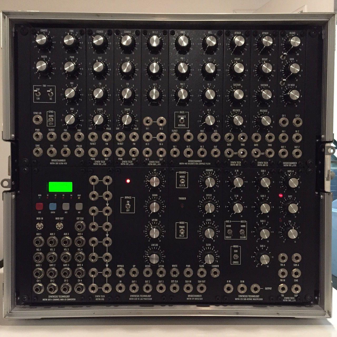 Diy synth kit for your analog eurorack modular synthesizer