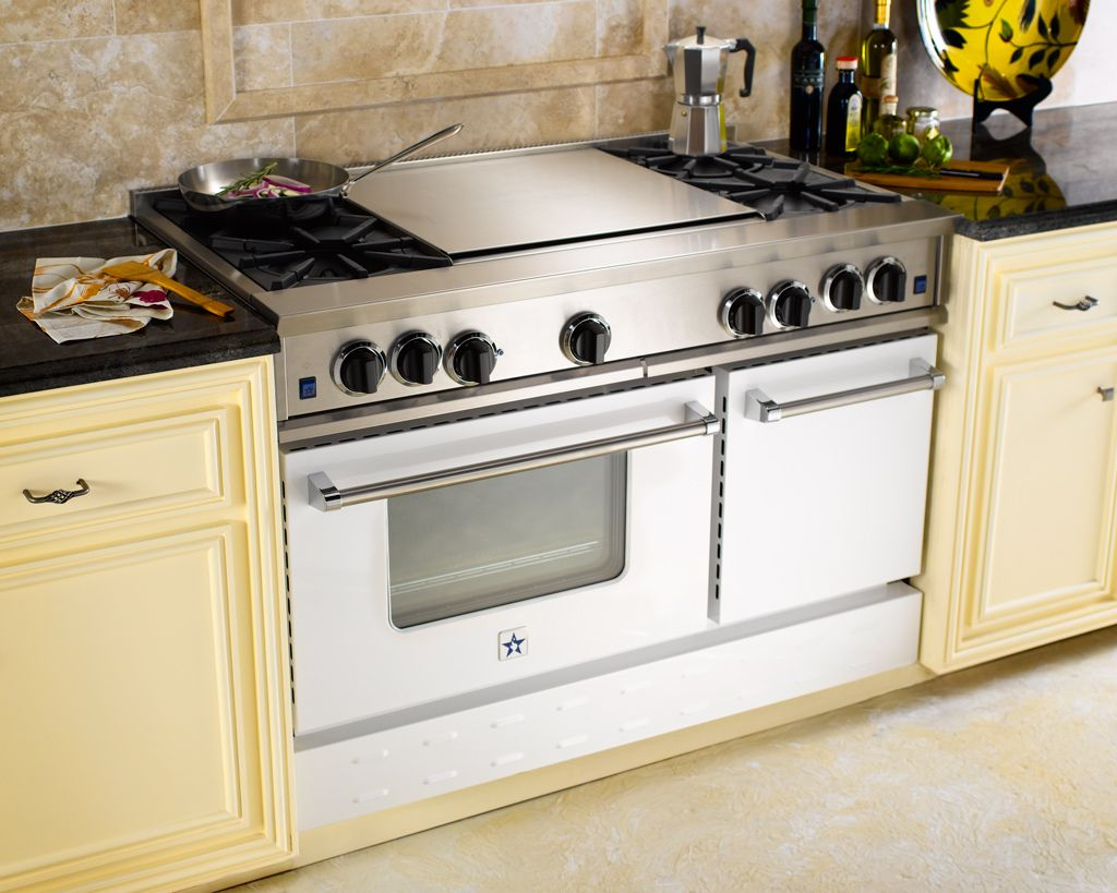 How to Clean Stove With Griddle — Kitchen Appliances : Kitchen ...