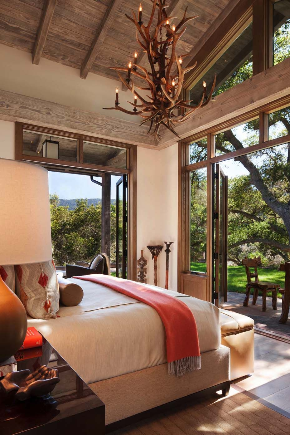Spanish style hacienda in Carmel Valley showcases inviting design
