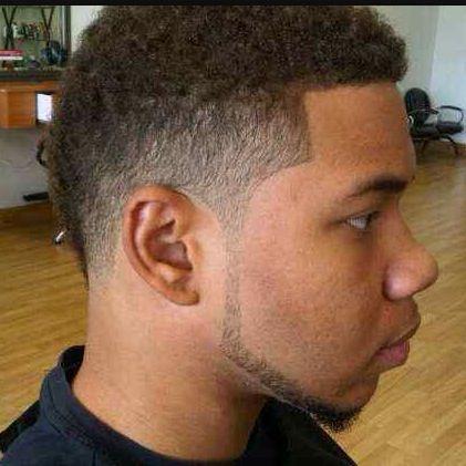 frohawk black men haircuts pinterest haircuts men. Black Bedroom Furniture Sets. Home Design Ideas