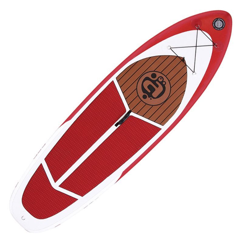 Airhead Cruise 930 Inflatable StandUp Paddle Board, Red